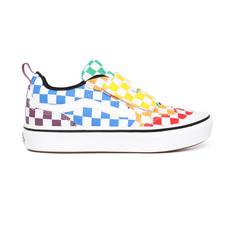 Кеды Детские кеды Checkerboard ComfyCush New Skool V Vans