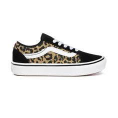 Кеды Детские кеды Leopard ComfyCush Old Skool Vans