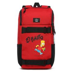 Сумки и Рюкзаки Рюкзак Vans X The Simpsons Obstacle Skatepack