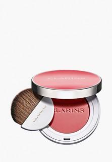 Румяна Clarins Joli Blush, оттенок 02 cheeky pink, 5 гр