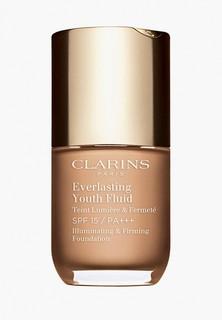 Тональное средство Clarins SPF 15 Everlasting Youth Fluid, оттенок 110, 30 мл