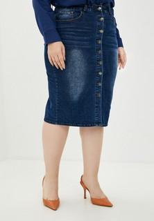 Юбка джинсовая Adele Fashion