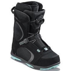 Ботинки сноубордические Head 18-19 Galore Pro Boa Black - 37,0 EUR
