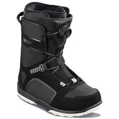 Ботинки сноубордические Head 18-19 Scout Pro Boa Black - 40,0 EUR