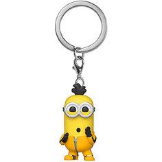 Брелок Funko Pocket POP! Keychain: Minions 2: Кунг-фу Кевин, 47798-PDQ