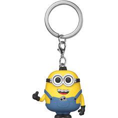 Брелок Funko Pocket POP! Keychain: Minions 2: Отто с камнем-питомцем 47795-PDQ