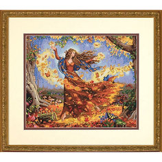 "Набор для вышивания Dimensions ""Осенняя фея"""
