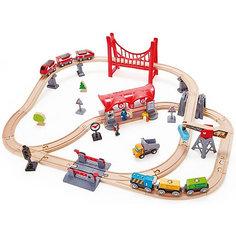 Железная дорога Hape Город