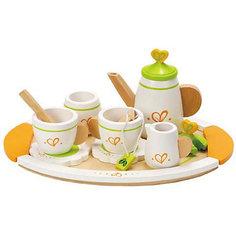 Игровой набор Hape Чайный сервиз для двоих