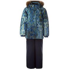 Комплект Huppa Dante 1: куртка и полукомбинезон