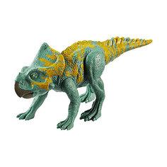 """Фигурка динозавра Jurassic World """"Атакующая стая"""", Процератопс Mattel"""