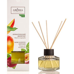 Диффузор ароматический Aroma Harmony Манго и маракуйа, 50 мл