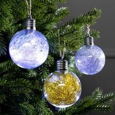 Набор елочных шаров Luazon Lighting
