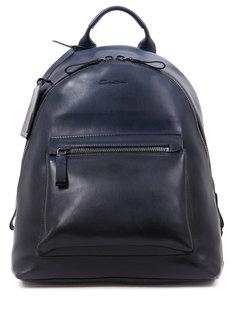 Рюкзак кожаный Santoni