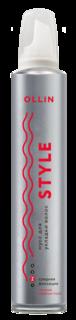 OLLIN Professional, Мусс для укладки волос сильной фиксации «OLLIN STYLE» 250мл
