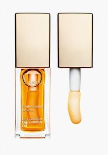 Блеск для губ Clarins масло, Lip Comfort Oil, 01 honey, 7 мл