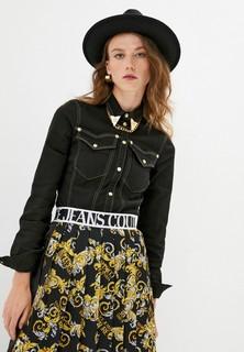 Рубашка джинсовая Versace Jeans Couture