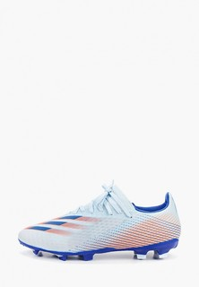 Бутсы adidas X GHOSTED.3 FG