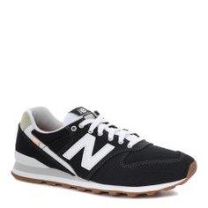 Кроссовки NEW BALANCE WL996 черный