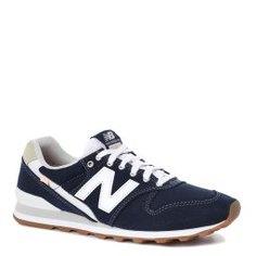 Кроссовки NEW BALANCE WL996 темно-синий