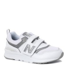 Кроссовки NEW BALANCE PZ997 белый