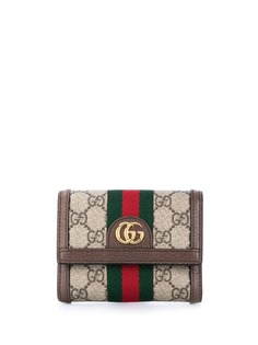 Gucci кошелек Ophidia GG