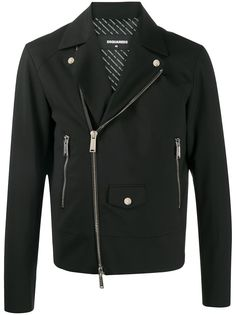 Dsquared2 байкерская куртка на молнии
