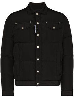 Dsquared2 куртка-пуховик