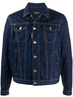 Dsquared2 джинсовая куртка