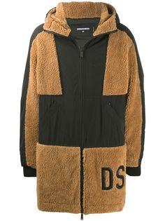 Dsquared2 куртка с капюшоном