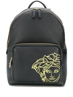 Versace рюкзак с принтом Pop Medusa