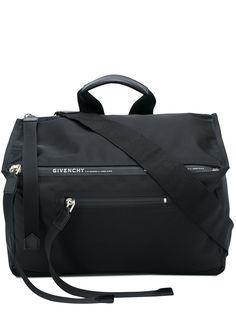 Givenchy сумка-тоут с ремнем и верхней ручкой