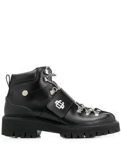 Dsquared2 ботинки хайкеры с ремешком