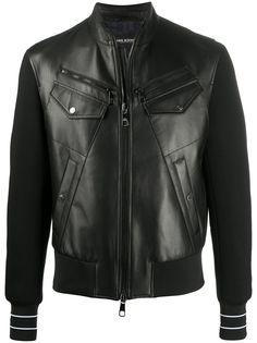 Neil Barrett куртка со вставками