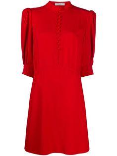 Givenchy платье с пуговицами