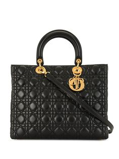 Christian Dior сумка pre-owned Lady Dior