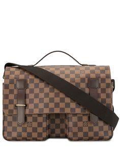 Louis Vuitton сумка на плечо Broadway 2004-го года pre-owned