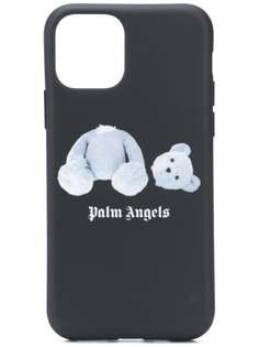 Palm Angels чехол Ice Bear для iPhone 11 Pro