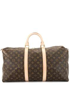 Louis Vuitton дорожная сумка Keepall 50 2004-го года pre-owned