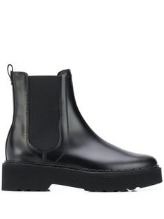 Tods ботинки с тисненым логотипом Tod'S