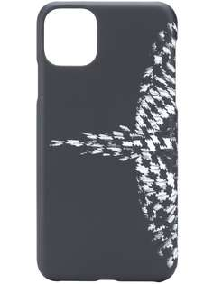 Marcelo Burlon County of Milan чехол Cross Wings для iPhone 11 Pro Max