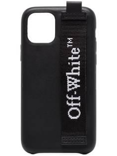 Off-White чехол для iPhone 11 Pro с логотипом