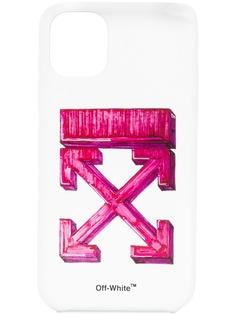 Off-White чехол для iPhone 11 с логотипом Arrows