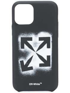 Off-White чехол для iPhone 11 Pro с логотипом Arrows