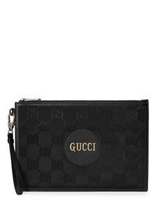 Gucci клатч Gucci Off The Grid с узором GG Supreme