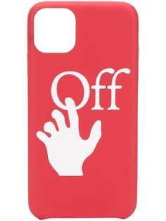 Off-White чехол Hands Off для iPhone 11 Pro Max