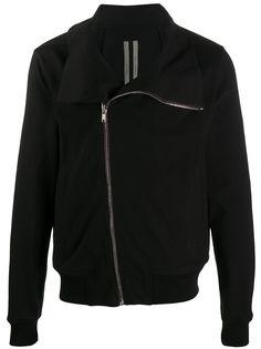 Rick Owens байкерская куртка свободного кроя