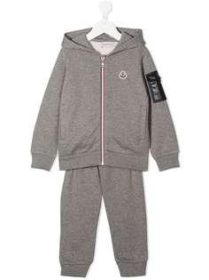 Moncler Kids спортивный костюм с карманами