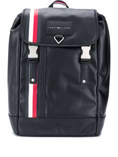 Tommy Hilfiger рюкзак с кулиской и нашивкой-логотипом