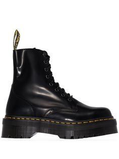Dr. Martens ботинки Jadon на платформе